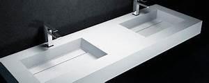 Vasque En Corian : vasques corian type vasque lavoir type corian r sine ~ Premium-room.com Idées de Décoration
