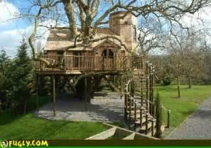 like the best tree house fugly