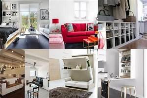 Haustiere Für Kleine Wohnung : 11 platzsparende ideen f r eine kleine wohnung ~ Frokenaadalensverden.com Haus und Dekorationen