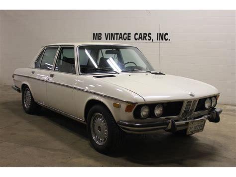 Classic Bmw Ohio by 1973 Bmw Bavaria 3 0 S For Sale Classiccars Cc 1086727