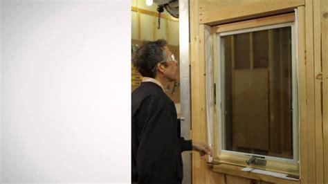 install insect screens  casement windows andersen windows youtube