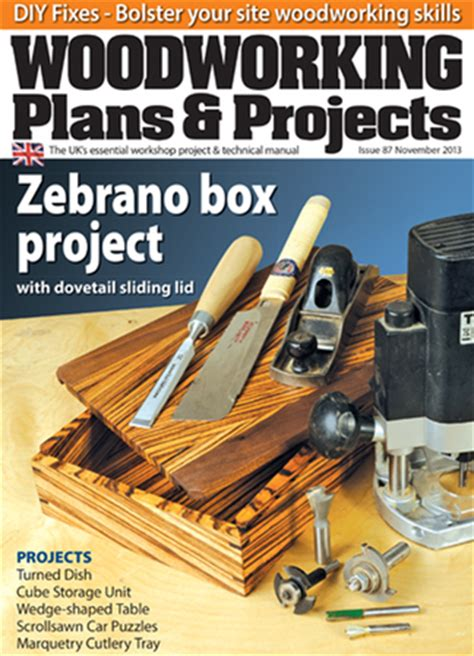 woodworking plans  projects magazine subscription