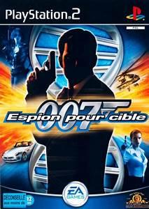 James Bond 007 Espion Pour Cible PS2 Jeux Occasion
