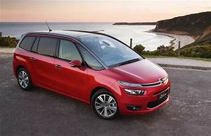 Citroen Grand C4 Picasso Gains Third Row Air
