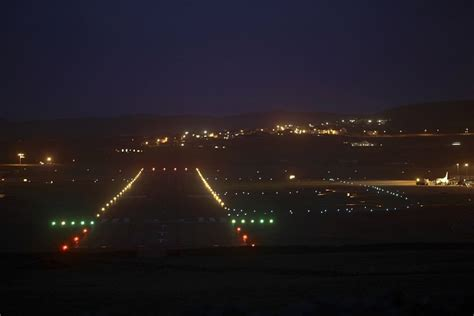 sumburgh airport runway  agl upgrades ness