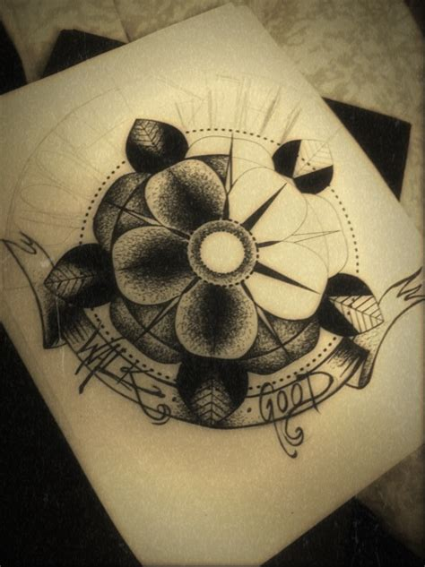 poppy mandala  text tattoo inspiration pinterest
