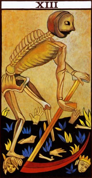 toni allens blog  death card   tarot reading