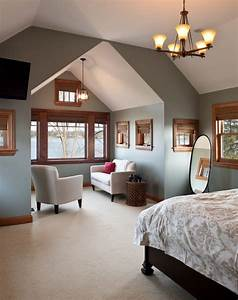 gray paint colors with wood trim With interior paint ideas with wood trim