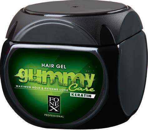fonex gummy care keratin hair gel ml rubinovs