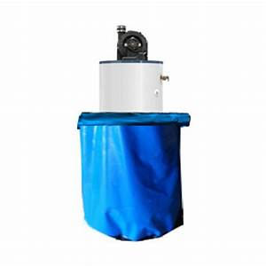 Cobia innovative water heater flood cover for utilities
