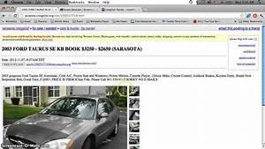 Craigslist Used Vans For Sale  handicap vans for sale on craigslist