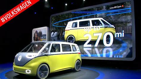 volkswagen new van the vw cer van is back volkswagen reveals stunning new