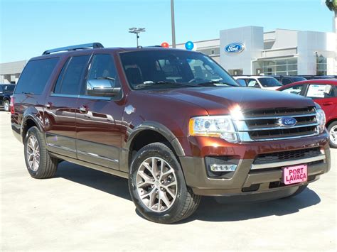 ford expedition el king ranch sport utility