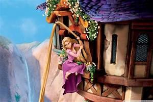 Rapunzel Tangled 4K HD Desktop Wallpaper for 4K Ultra HD ...