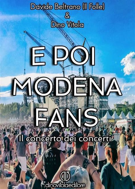 vasco cambiare dispute legali su modena park il libro dei fans deve