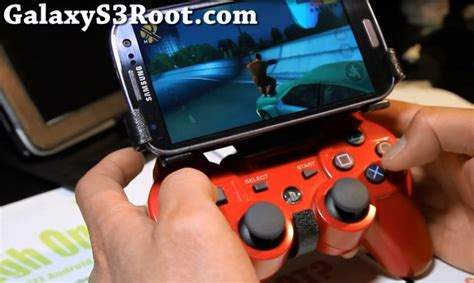 how to connect ps3 controller to android how to connect ps3 controller to rooted galaxy s3 or other