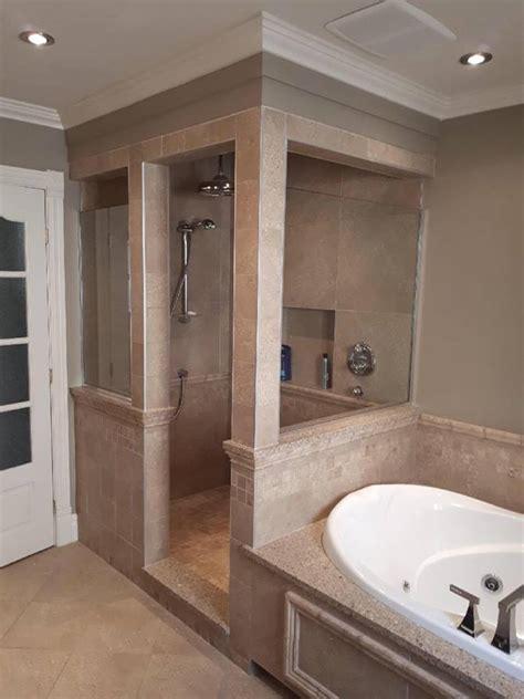 douches de verre sur mesure douche de verre gd