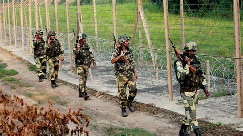 Bsf Jawan Killed As Pakistan Rangers Attack Patrol Party