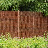 privacy fence panels Cheap Fence Panels - Guard your Beautiful Garden