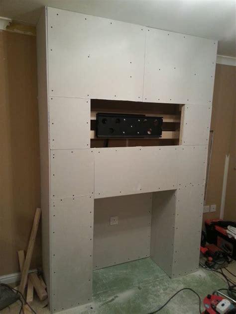 false chimney breast home ideas pinterest tvs