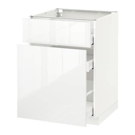 rangement tiroir cuisine ikea metod maximera élément bas rangement coul tiroir blanc