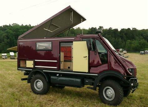 Bremach T-rex » Off-road, Camper,