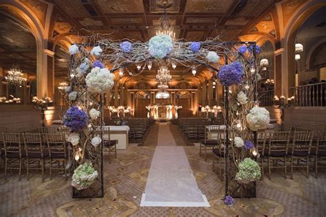 indoor wedding ceremony decoration for gatewedwebtalks