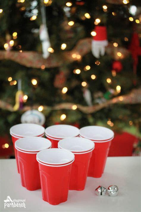 ways  play jingle bell toss