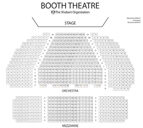 booth theater seating chart booth veneers pic