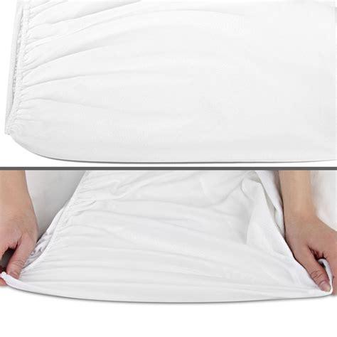 waterproof mattress cover king waterproof bamboo mattress protector king