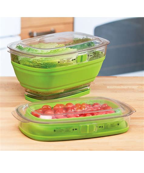 collapsible kitchenware produce keeper cooking gadgets