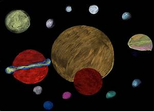 Planets Drawing Tumblr - Pics about space