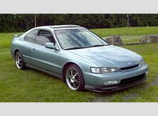 Nazo_524 1995 Honda AccordEX Coupe 2D Specs, Photos