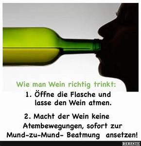 Wie Streicht Man Richtig : wie man wein richtig trinkt lustige bilder spr che ~ Whattoseeinmadrid.com Haus und Dekorationen