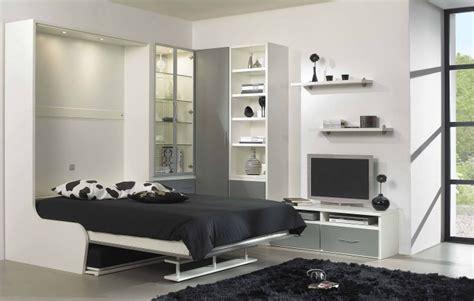 armoire lit moderne photo 1 10 un meuble lit pliant de style moderne dans une