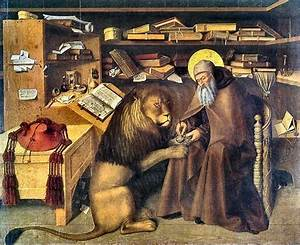 St  Jerome And Me