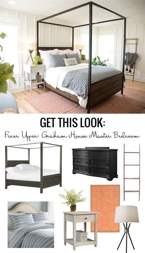 fixer upper graham house master bedroom