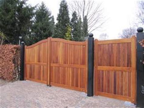 automatische poort of elektrisch hek farm poorten