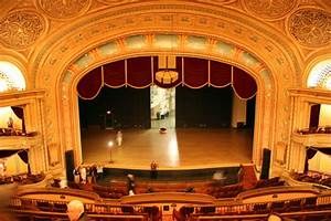 Morris Performing Arts Center in South Bend, IN - Cinema ...