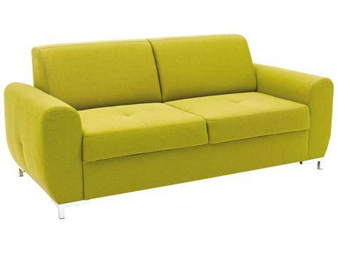 conforama canapé pas cher canapé fixe 3 places lexx coloris vert canapé conforama