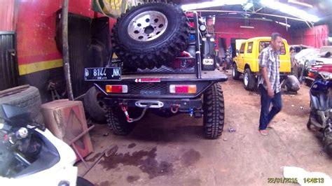 Modifikasi Willys Offroad by Kumpulan Bengkel Modifikasi Mobil Sedan Di Jakarta Ragam