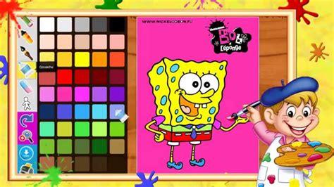 jeux de cuisine spongebob meilleur de jeux de coloriage de bob l eponge