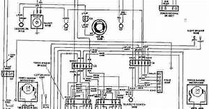 Fiat Spider 124 Wiring Diagrams