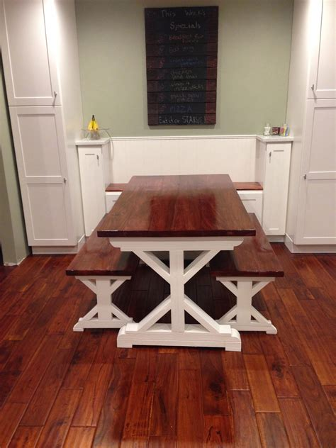 ana white  kitchen  table diy projects