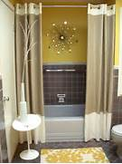 Yellow And Gray Bathroom Ideas Bathroom Beautiful Bathroom Curtain For More Private Window Treatment Bathroom Window Treatments Bathroom Bathroom Window Treatments Ideas Bathroom Window Treatments