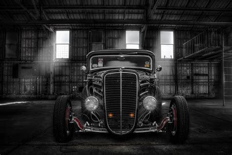 Rat Rod Wallpapers (66+ Images