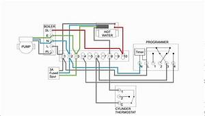 Lovely Wiring Diagram For Honeywell S Plan  Diagrams  Digramssample  Diagramimages  Wiringdi