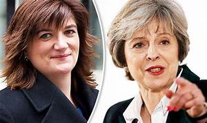 Brexit: Nicky Morgan hints she is willing to DEFY ...