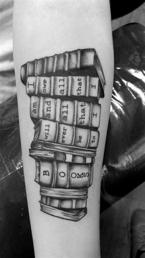 Pin by Janet Davis on ink | Book tattoo, Bookworm tattoo