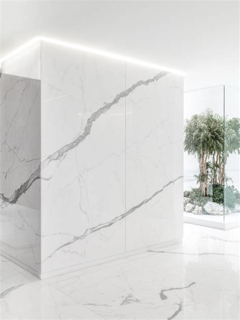 laminated stoneware wall floor tiles with marble effect